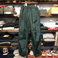 NIKE one point logo nylon pants (L)