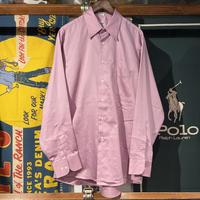 GEOFFREY BEENE satin shirt (L)