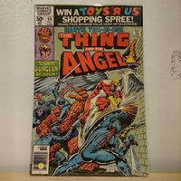 """MARVEL COMICS""""THING AND ANGEL""""(9)"""