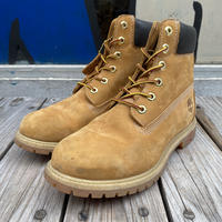 Timberland 6hole nubuck boots (27cm)