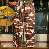 【web限定】ROTHCO red camo pants(M)