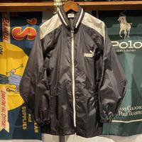 PUMA logo nylon jacket (S)