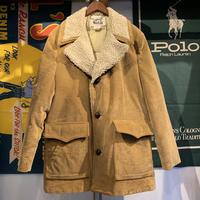 Woolrich corduroy boa jacket (42)