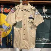【Web限定】BOY SCOUTS OF AMERICA Uniform  Shirt  (M)
