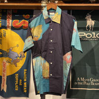 Paul Smith world map S/S shirt (M)