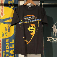 THIS IS IT Michael Jackson tee (S)