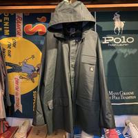 Carhartt  Waterproof Rain Gear Hooded Jacket(XL)