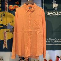 POLO RALPH LAIREN pocket B.D shirt (XL)