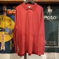 L.L. Bean L/S polo shirt (L)