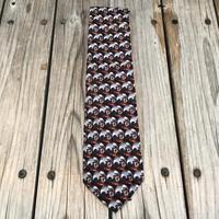 LOONEY TUNES Surf Taz necktie