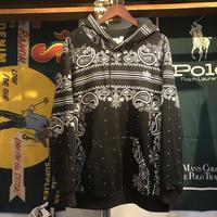 adidas paisley hoodie & pants setup (XO)
