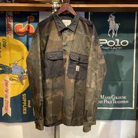 Carhartt Camo work jacket (XL)