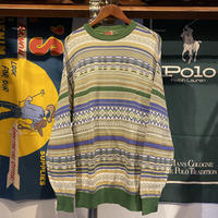 KENZO crazy pattern knit (3)