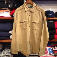 POLO RALPH LAUREN double Pocket shirt