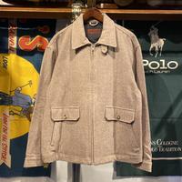 macbeth wool jacket (L)