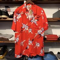 PARADISE FOUND aloha shirt(XL)