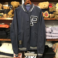 POLO RALPH LAUREN reversible stadium jacket (L)