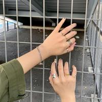 simple b ring