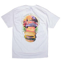 IN-N-OUT 1993 TASTE OF CALIFORNIA  T-SHIRT - WHITE