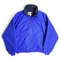 GAME Sportswear Fleece Lining Warm Up Jacket - Royal