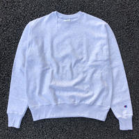 CHAMPION REVERSE WEAVE CREW NECK - ASH GREY