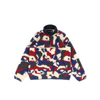 ONLY NY Trail Pullover Fleece-Multi