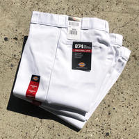 Dickies Original 874 Work Pants - WH