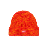 DIME MARLED BEANIE-ORANGE