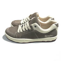 Simple OS Sneaker - Taupe