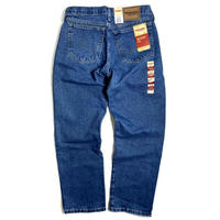 Wrangler Relaxed Fit Jeans - Rinse Indigo Blue