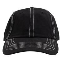 Yardsale Stitch Cap - Black