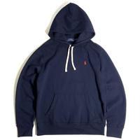 Polo Ralph Lauren Fleece Pullover Hoody - Navy