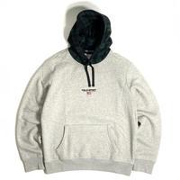 Polo Ralph Lauren ''POLO SPORT'' Pullover Sweat Hoody - Grey x Blackwatch