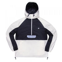 MAGENTA SKATEBOARDS BELLEVILLE JACKET - WHITE/BLACK