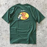 BASS PRO SHOPS LOGO TEE - GREEN