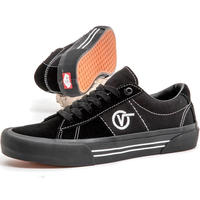 VANS SADDLE SID PRO-BLACK