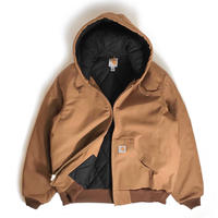 Carhartt QFL Duck Active Jacket - Carhartt Brown