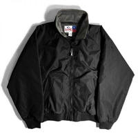GAME Sportswear Fleece Lining Warm Up Jacket - Black
