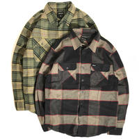 Brixton Bowery Flannel Long Sleeve Shirts