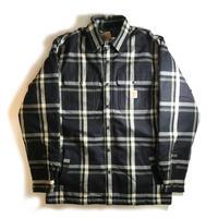 Carhartt Flannel Sherpa Lined Jacket - Black