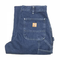 CARHARTT LOOSE FIT WORK DUNGAREE - Deep Stone