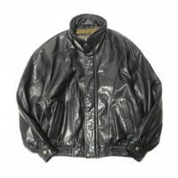 Used Members Only Leather Jacket
