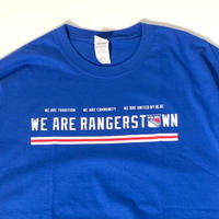USED we are rangerstown tee