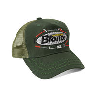 Bronze 56k Tool Time Trucker Hat - Green