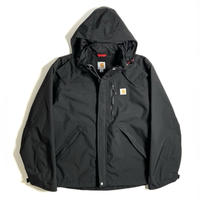 Carhartt J162 Storm Defender Shoreline Jacket - Black