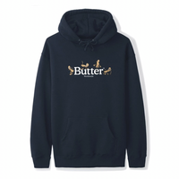 Butter Goods Monkey Pullover - Navy