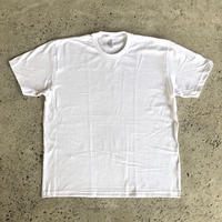 AMERICAN APPAREL Heavy Jersey Box Tee - White
