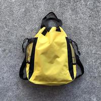 Liberty Bags Tote/Bag Pack - Yellow/Black