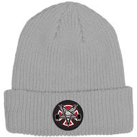 Independent x Thrasher Pentagram Cross Beanie - Grey