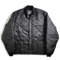 SNAP 'N' WEAR Quilting Jacket - Black